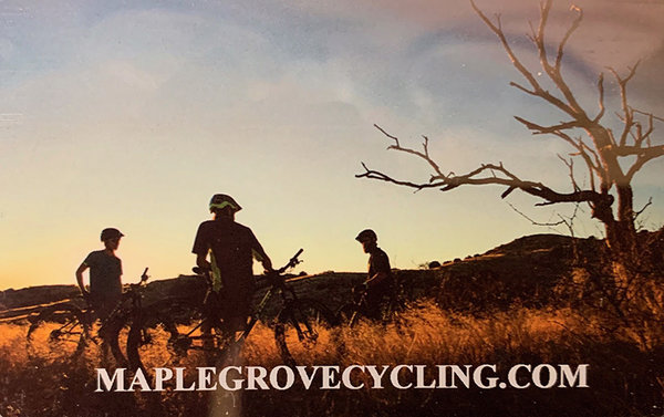 Maple Grove Cycling Gift Card