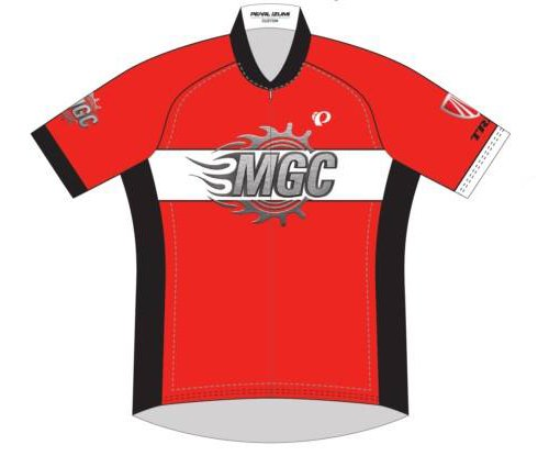 The 2016 MGC Cycling Jersey
