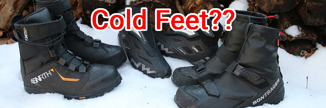 Cold Feet? We have warm boots