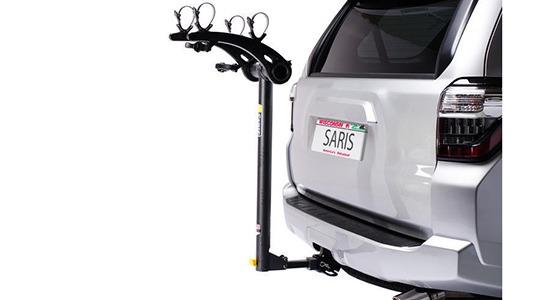 Saris Bones 2 bike hitch mount