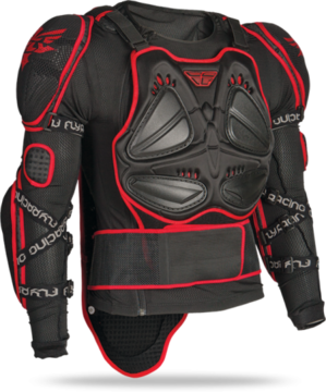 FLY Racing Barricade Long Sleeve Body Armor Suit