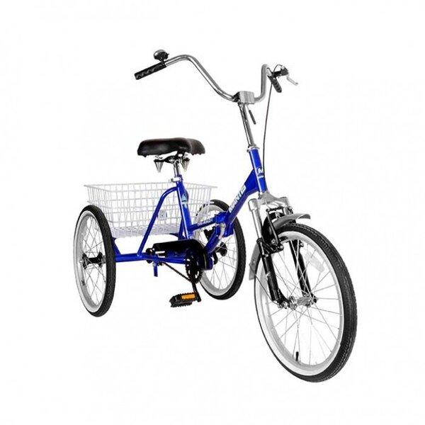 Mantis Mantis   Tri-Rad 20 Adult Folding Tricycle