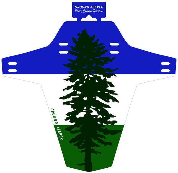 Ground Keeper Cascadian Flag