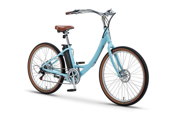 Blix Electric Bikes Sol Electric Cruiser Bike