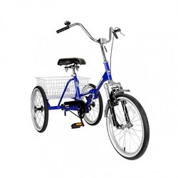 Mantis Mantis | Tri-Rad 20 Adult Folding Tricycle