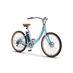 Blix Electric Bikes Sol Electric Cruiser Bike
