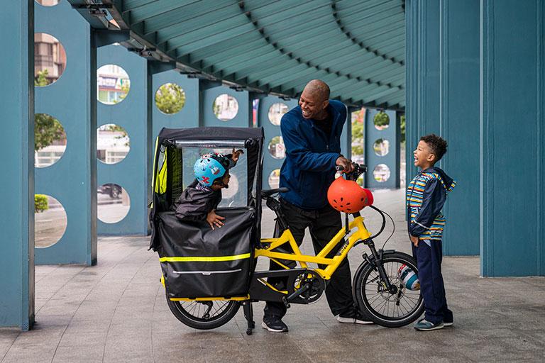 tern cargo bikes