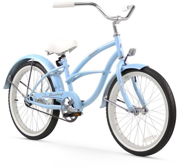 "Firmstrong URBAN GIRL Single Speed 20"" - Baby Blue"