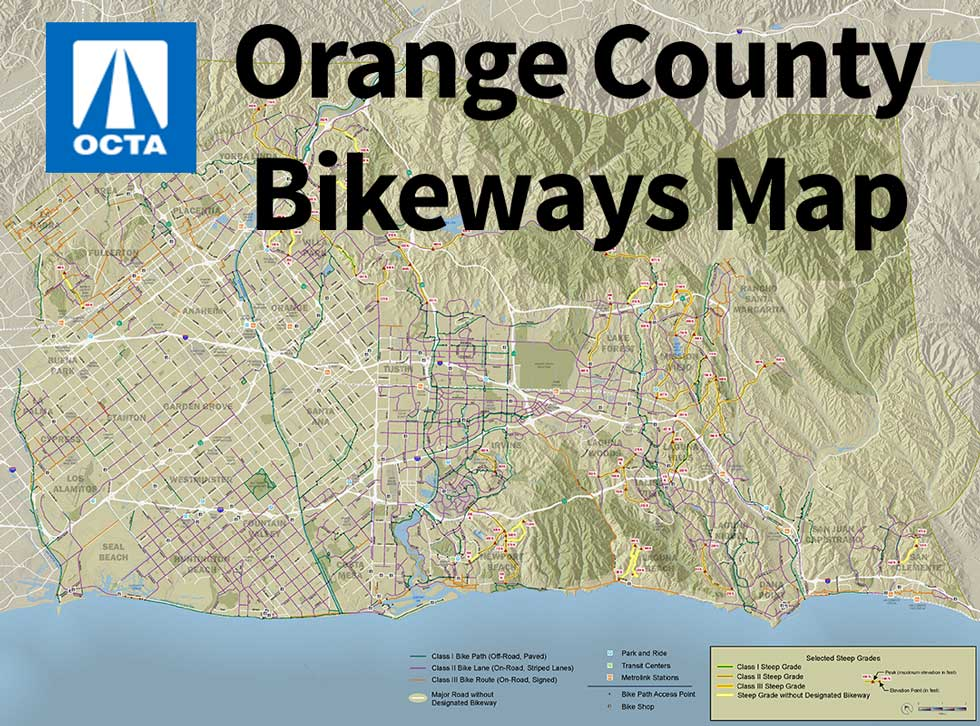 Bike Trails Amp Maps Southern California Bike Shop Jax