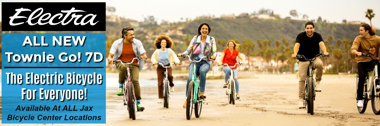 Electra Townie Go! 7D - Southern California Bike Shop | Jax
