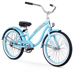 Firmstrong Bella Classic Girl's Single Speed Cruiser, 20-Inch