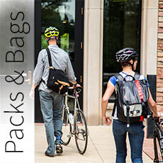 Packs & Bags for your bike