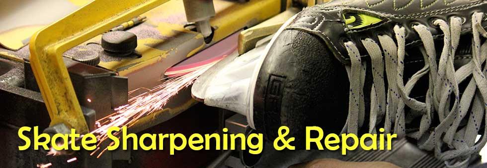 Skate Sharpening & Repair - St. Paul, MN
