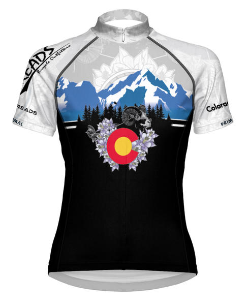 Primal Wear Club Treads Custom Jersey III - Womens's