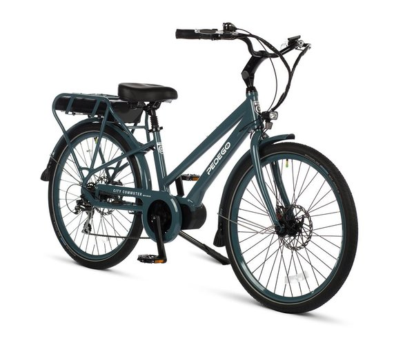 Pedego City Commuter: Mid-Drive Edition