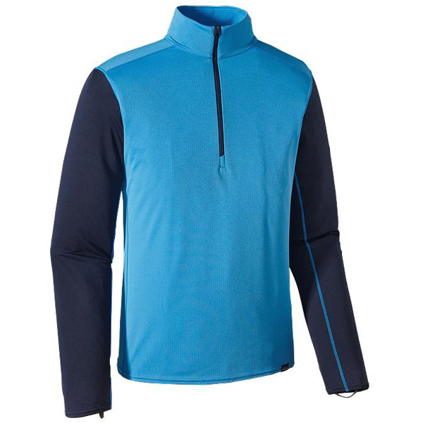Patagonia M's Capilene 3 Midweight Zip Neck