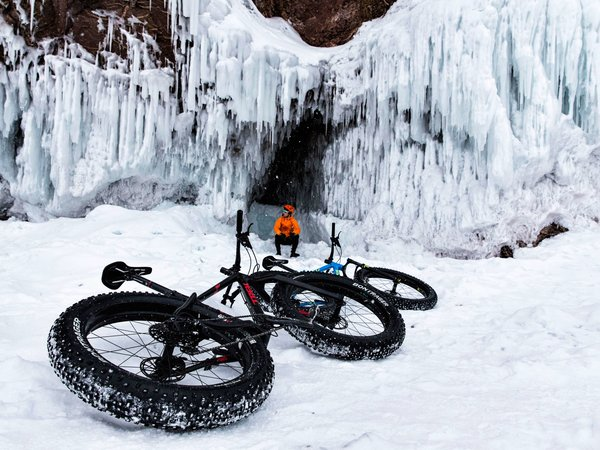 Bikes & Beyond Guided Fat Bike Ride with Coach Robb