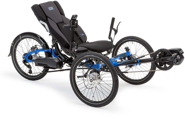 Ice Trikes Adventure 26 RS Steps 6100 - Electric Assist