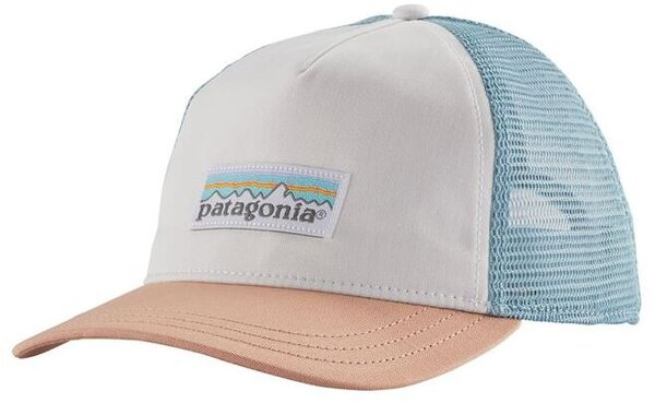 Patagonia Pastel P-6 Label Layback Trucker Hat