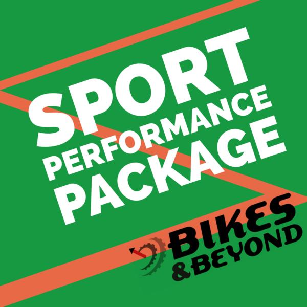 Bikes & Beyond Sport Performance Ski Package