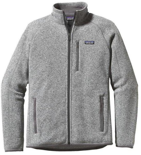 Patagonia Better Sweater Jacket Color: Stonewash