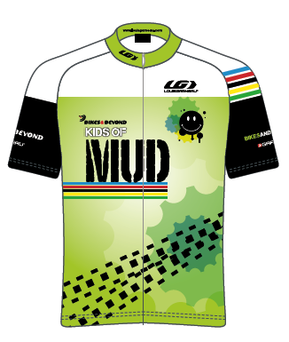 Bikes & Beyond Kids of Mud Jersey