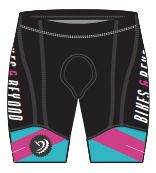 Champion System Bikes & Beyond Women's Bella Cycling Shorts