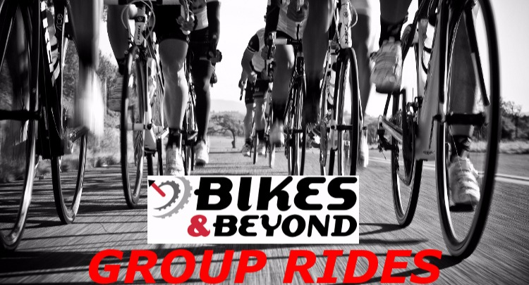 Bikes and Beyond - Group Rides
