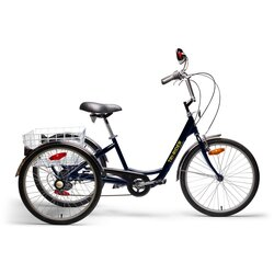 Belize Bicycle TRI-RIDER DELUXE 24
