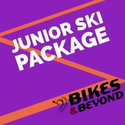 Bikes & Beyond Junior Ski Package