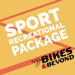 Bikes & Beyond Sport Recreation Ski Package