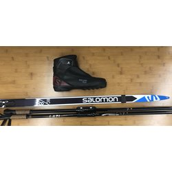Bikes & Beyond Adult Performance Skin Ski Package