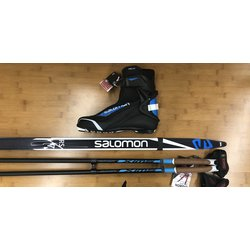 Bikes & Beyond Adult Skate Ski Package