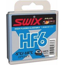 Swix HF6 High-fluoro glide wax
