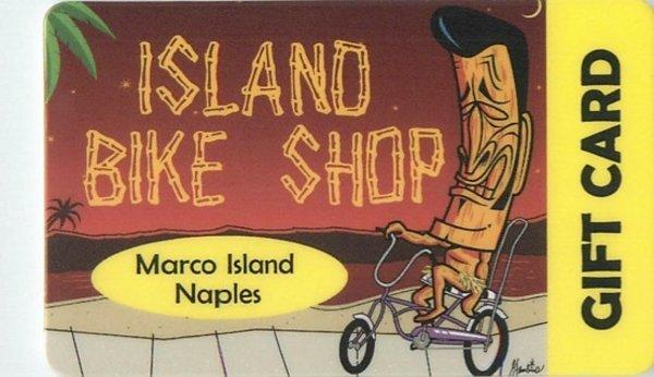 Island Bike Shop Gift Card