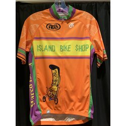Island Bike Shop Island Bike Shop Cycling Jersey