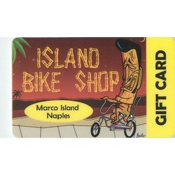 Island Bike Shop Gift Card