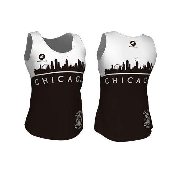 Mill Race Custom Chicago Windy City Singlet