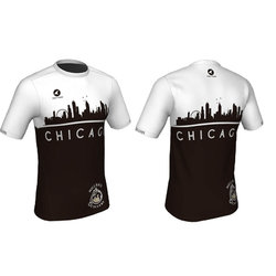 Mill Race Custom Chicago Windy City Run Top