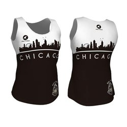 Mill Race Custom Chicago Windy City Singlet