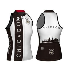 Mill Race Custom Chicago Windy City Sleveless Jersey