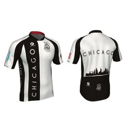 Mill Race Custom Chicago Windy City jersey
