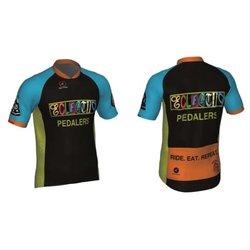 Mill Race Custom Eclectic Team Jersey