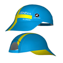 Mill Race Custom Geneva Running Cap