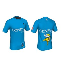 Mill Race Custom Geneva Run Shirt
