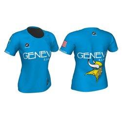 Mill Race Custom Geneva Run Shirt - Womans