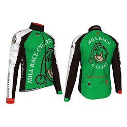 Mill Race Custom Mill Race Light Weight Jacket - Mens