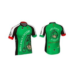 Mill Race Custom Mill Race Mens Race Fit Jersey