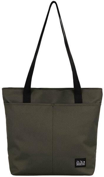 Brompton Tote Bag - Olive, Black, Grey, Blossom