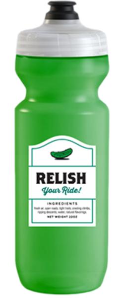 Spurcycle Spurcycle Water Bottle - Condiment Theme